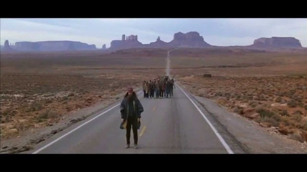 forrest gump corriendo monument valley