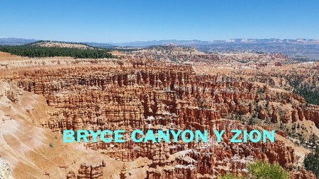 BRYCE CANYON ZION