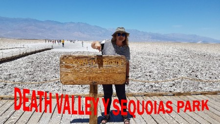 DEADT VALLEY Y SEQUOIAS